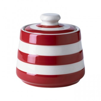 Suikerpot Cornish Red