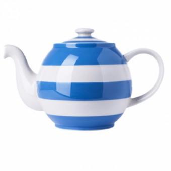 Theepot Betty Large Cornish Blue