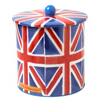 Biscuit Barrel Union Jack