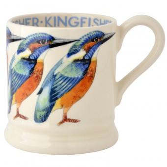 Half Pint Mug Kingfisher