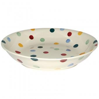 Pasta Bowl Polka Dots