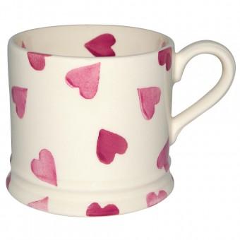 Baby Mug Pink Hearts
