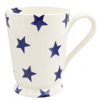 Cocoa Mug Blue Star