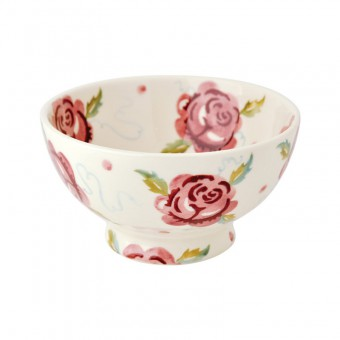 French Bowl Rose & Bee