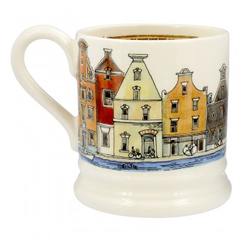 Half Pint Mug Amsterdam