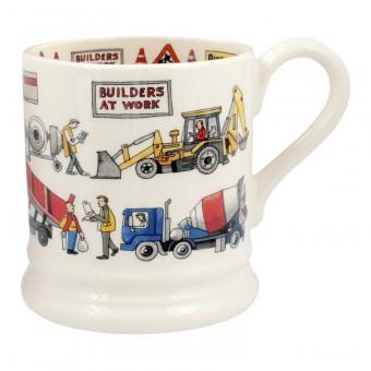 Half Pint Mug Builders at Work
