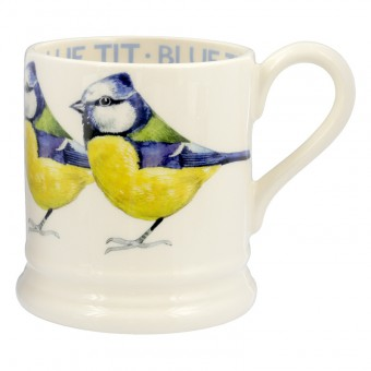 Half Pint Mug Blue Tit