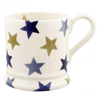 Half Pint Mug Stormy Stars