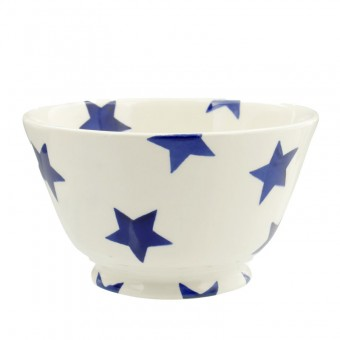 Old Bowl Blue Star