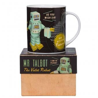 Robotique Big Mug Mr. Talbot