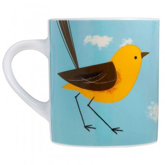 Birdy Mug Wagtail