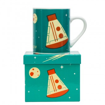 Cosmos Big Mug 57 Shuttle