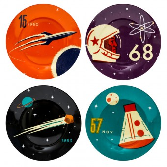 Cosmos Ontbijt Borden Set