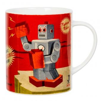 Robotique Big Mug Pugila