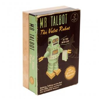 Robotique Blik Mr. Talbot