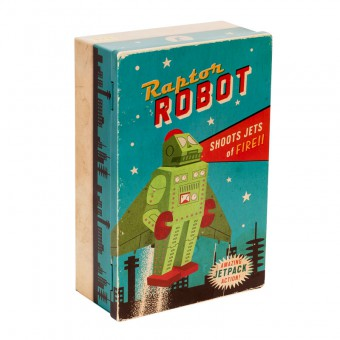 Robotique Blik Raptor