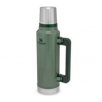 The Legendary Classic Bottle 1,40 L Hammertone Green
