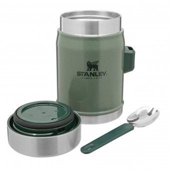 Classic Legendary Food Jar + Spork