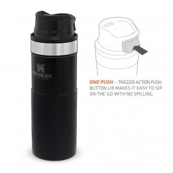 Trigger-Action Travel Mug 0,47L Matte Black