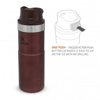 Trigger-Action Travel Mug 0,47L Wine