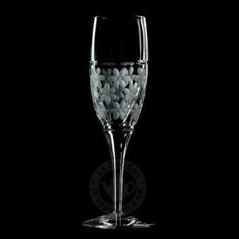 Flute Whispering Waterlily (Kristal)