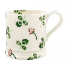 Half Pint Mug Flowers Clover 2021
