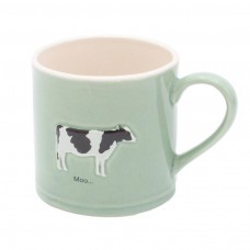 Bailey Mug 250ml Cow Green