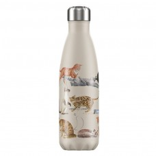 Chilly's Bottle Cats 500ml