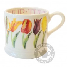 Small Mug Coloured Tulips