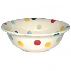 Cereal Bowl Polka Dots