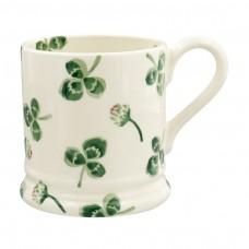 Half Pint Mug Clover Flower