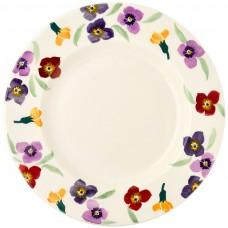 10 1/2 Inch Plate Wallflower