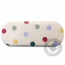 Brillenkoker Polka Dots