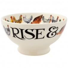 French Bowl Hen & Toast