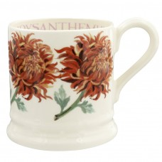 Half Pint Mug Chrysanthemum