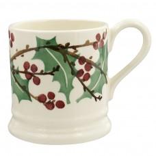 Half Pint Mug Winter Berry