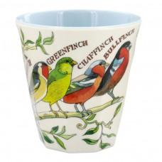 Melamine Beker Garden Birds