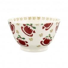 Old Bowl Christmas Puddings